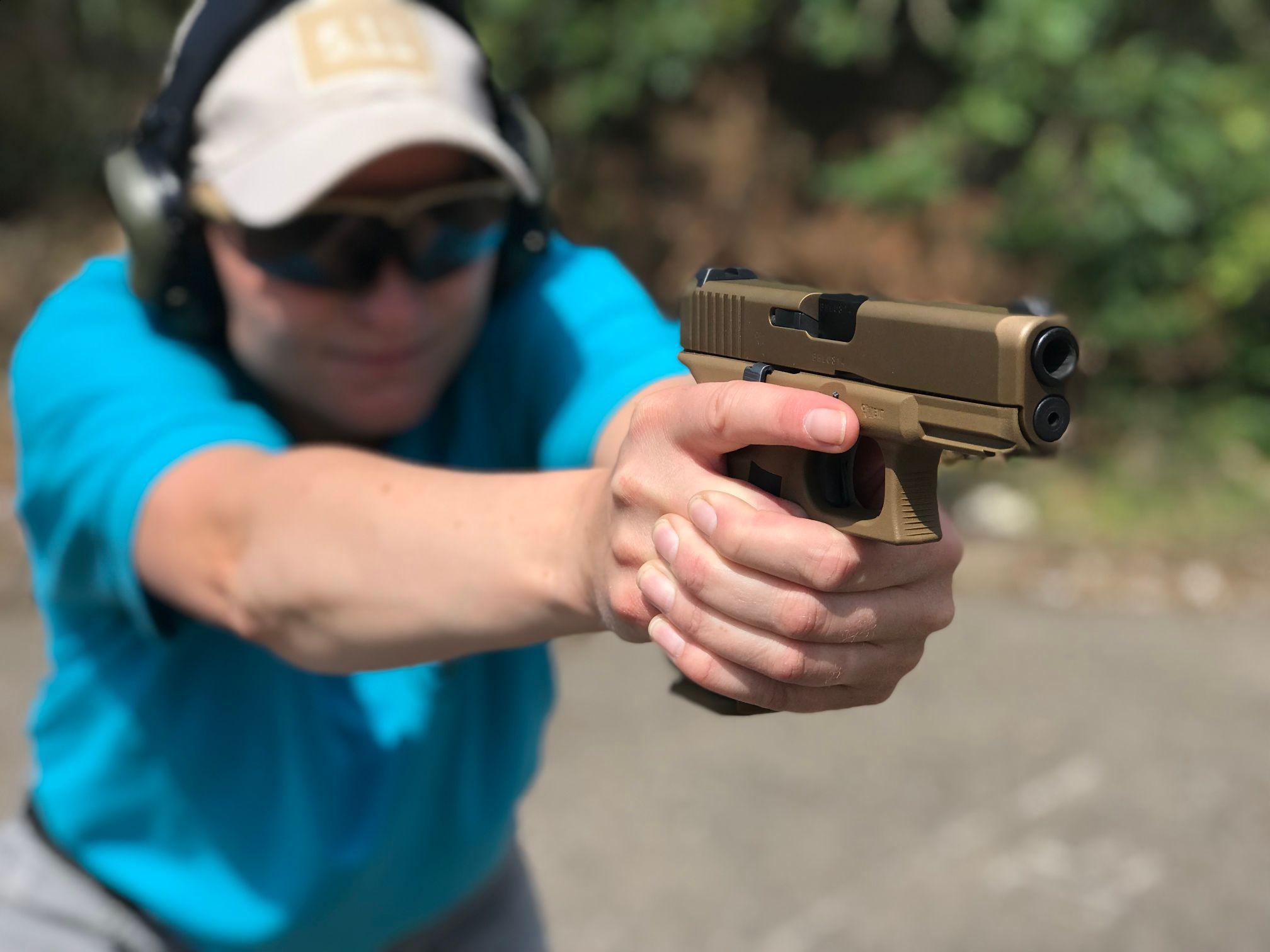 Dlouhá nebo krátká zbraň