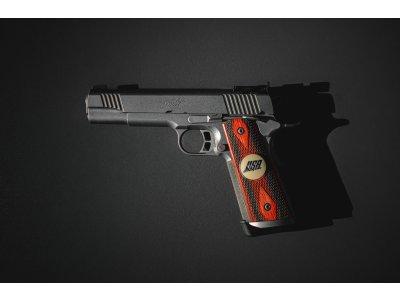 Čištění a údržba krátké střelné zbraně