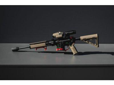 Čištění a údržba dlouhé střelné zbraně